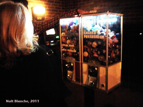Artvendu at Nuit Blanche